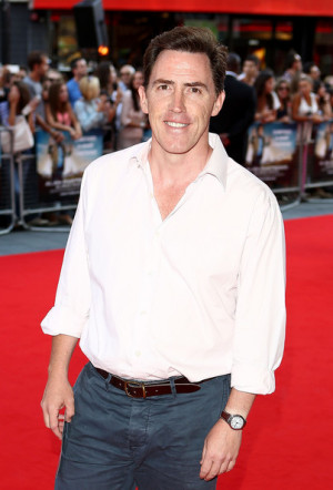 Rob Brydon Rob Brydon attends the 39 Alan Partridge Alpha Papa 39 ...