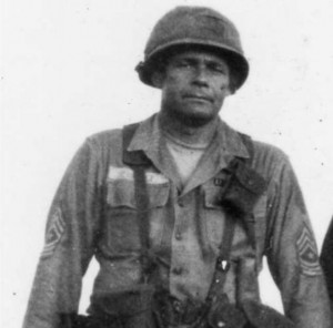 Legendary American soldier who fought in World War 2, Korea and ...
