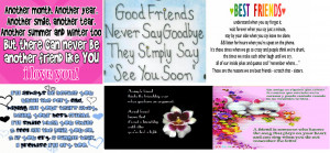 Best Friend Poems For Girls Girls can surv... best friends