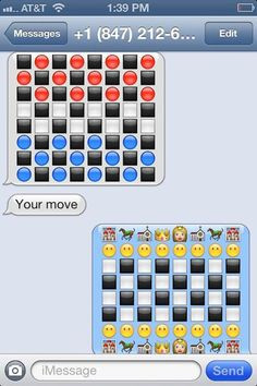 17 Clever and Funny Uses Of Emojis @Amber Massey I bet you could come ...