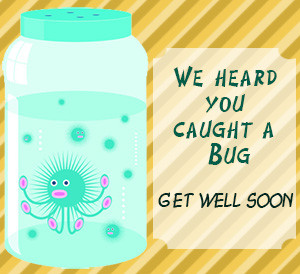 ... clearly indicate that those who get 'Get Well' cards sooner