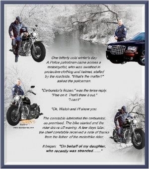 motorcycle sayings