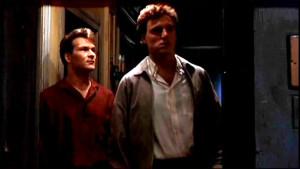 Patrick Swayze Ghost Movie...