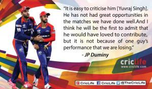 Yuvraj Singh a massive player; will come good for Delhi Daredevils ...