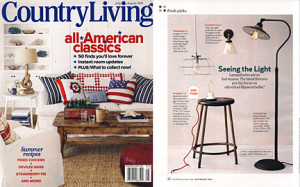 Country Living July August...