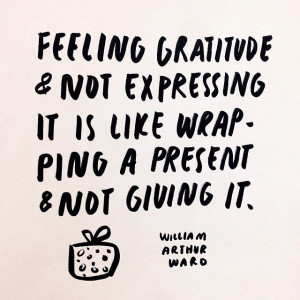 ... of gratitude you will come to way express your gratitude rightly