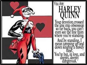 Conde Edgar Damian Leben & Harley Quinn - Hell-o Aquí para contar ...