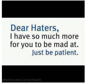 Katt Williams Quotes About Haters
