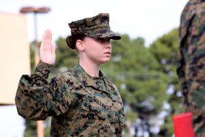 Female Marine Quotes Female marines: