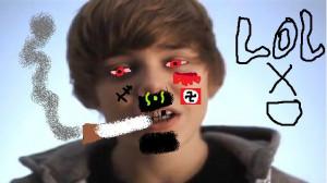 Pokemon Stupid Justin Bieber