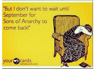 SOA :( - its going to be a long couple of months, september is so far!