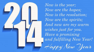 Posted By Neel Mehta 23:00 0 New Year 2014 , New Year Greetings