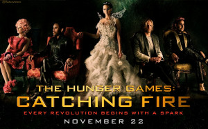 The Hunger Games THG Catching Fire Wallpaper