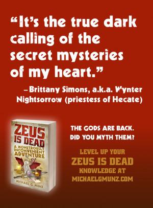 Zeus Quotes