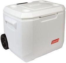 Coleman 3000001839 Xtreme Marine Wheeled Cooler 50 Quart