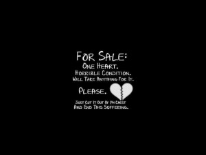 Love » Sad Quotes About Broken Hearts » Broken Heart Quote And Funny ...