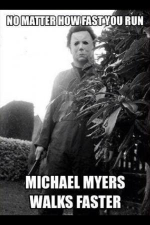 Myers: Michael Myers, Horrormovi, Funny Stuff, So True, Halloween ...
