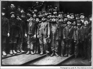 The Children of the Industrial Revolution