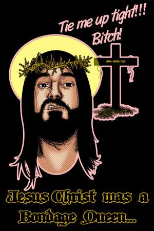 like Jesus, he's funny by Alea--Jacta--Est