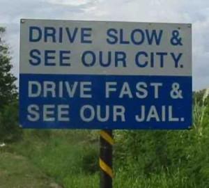 Drive Slow! - BuyAutoParts.com