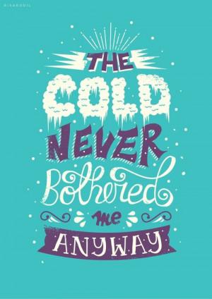 Let it go #frozen #quote