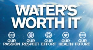 ... public awareness promoting the value of water and water professionals
