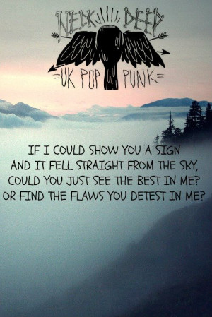 Neck Deep - Over And Over