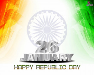 Happy Republic Day of India SMS 26 January Wishes and Greetings Image ...