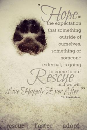 Rescue Quote