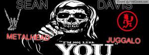 Metalhead Facebook Cover