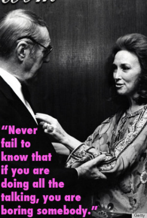 Helen Gurley Brown's Best Quotes On Life, Love And Work (PHOTOS)