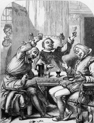 Twelfth Night Celebrations ~ January 5th