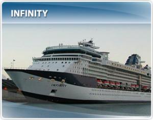 Celebrity Cruises Infinity Alaska Cruise