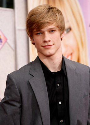 Lucas Till at event of Hannah Montana: The Movie (2009)