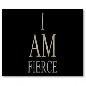 Is the Word 'Fierce' Overused?