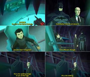 Son of Batman Quote-5