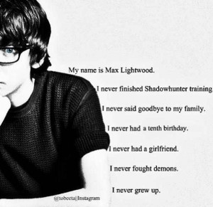 Max lightwood :(