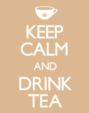 ... tea ean 522733 interpret star keep calm titel and drink tea