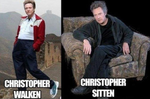 christopher walken funny pictures
