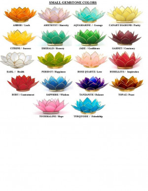 Lotus Flower Tattoo Color Meaning