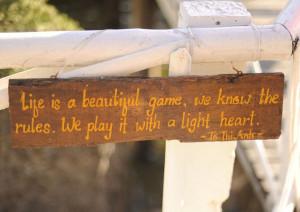 Beach Wedding Quotes