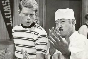 In the early 1980's, Pat Morita was best known for his comedic work ...