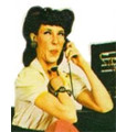 Click for Cover to Lily Tomlin Album - 'This is a Recording' (Polydor ...