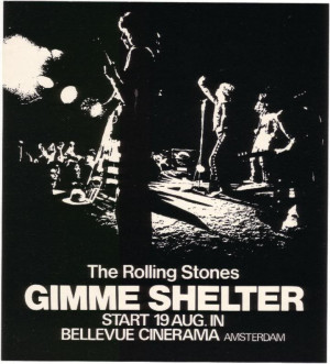Re: A look back at the Stones and Altamont 1969