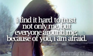Because of You – Kelly Clarkson – song lyrics, song quotes, songs ...