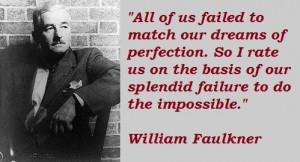 William faulkner famous quotes 1