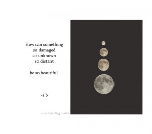 why am I obsessed with the moon.