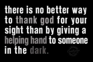 Help Quote: There is no better way to thank... Help-(2)
