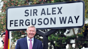 ALEX FERGUSON QUOTES ON LEADERSHIP