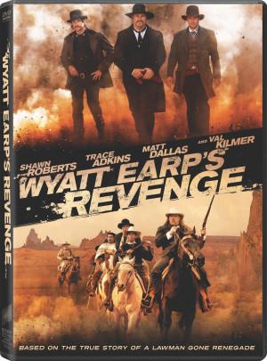 Wyatt Earps Revenge (2012) DvdRip 350MB Mediafire